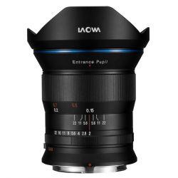 Obiettivo Laowa Venus 15mm f/2 Zero-D per mirrorless Canon EOS R