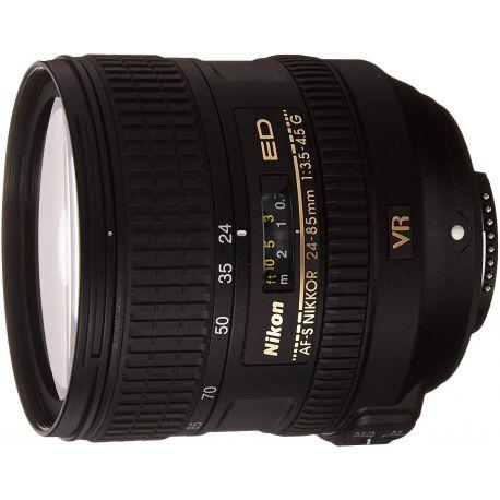 Obiettivo Nikon AF-S Nikkor 24-85mm f/3.5-4.5G ED VR