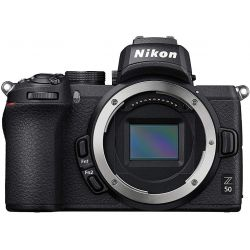 Fotocamera mirrorless Nikon Z50 body [MENU ENG]