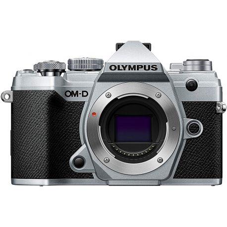 Fotocamera Olympus OM-D E-M5 Mark III body Silver