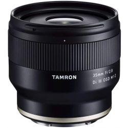 Obiettivo Tamron 35mm f/2.8 Di III OSD M1:2 (F053) per Sony E-Mount
