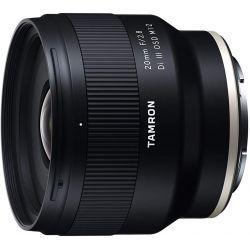 Obiettivo Tamron 20mm F/2.8 Di III OSD M1:2 (F050) per Sony E-Mount