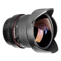 Obiettivo Samyang 8mm f/3.5 Fish-eye CS II per Sony E-Mount