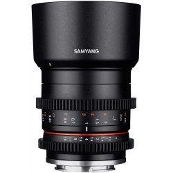 Obiettivo Samyang 35mm T1.3 ED AS UMC Cine per Canon EOS M