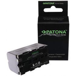 Patona Premium NP-F750 batteria compatibile Sony