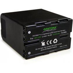 Patona Premium Batteria BP-U60 compatibile con Sony PMW-EX1 PMW-EX3 PMW-F3 PMW-150 PMW-200