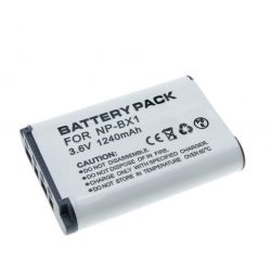 Sony NP-BX1 Batteria Originale x RX100 HX90 WX500 HX50 HX60 RX1
