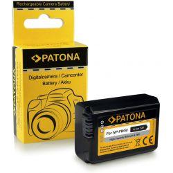 Patona Batteria NP-FW50 Compatibile per Sony A6000 A6300 A6500 A7s A7r