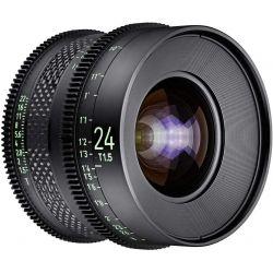 Obiettivo Samyang Xeen CF 24mm T1.5 FF Cine per Canon