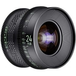 Obiettivo Samyang Xeen CF 24mm T1.5 FF Cine per Sony E-Mount