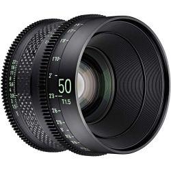Obiettivo Samyang Xeen CF 50mm T1.5 FF Cine per Canon