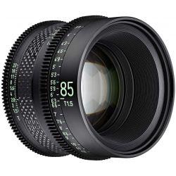 Obiettivo Samyang Xeen CF 85mm T1.5 FF Cine per Canon