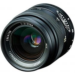 Obiettivo Zhongyi Mitakon CREATOR 35mm f/2 compatibile Pentax