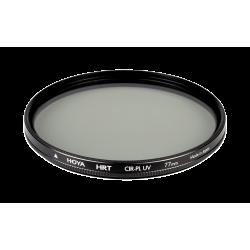 Filtro UV Polarizzatore Circolare HRT Hoya 77mm