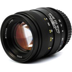 Obiettivo Zhongyi Mitakon CREATOR 85mm f/2 compatibile con fotocamere Nikon