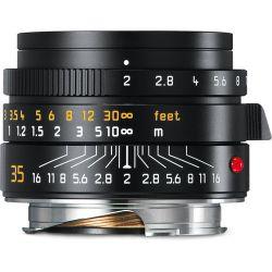 Obiettivo Leica Summicron-M 35mm f/2 ASPH Nero