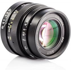 Obiettivo Zhongyi Mitakon Speedmaster 25mm f/0,95 per fotocamere Micro QuattroTerzi M4/3