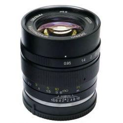 Obiettivo Zhongyi Mitakon Speedmaster 35mm F0.95 Mark II per fotocamere Canon EOS M nero