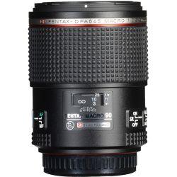 Obiettivo Macro HD D FA 645 Pentax 90mm f/2.8 ED AW SR