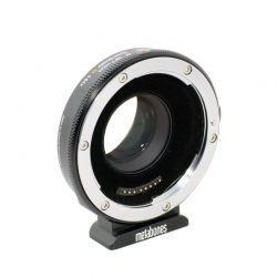 Adattatore Metabones Speed Booster XL 0.64x per Obiettivo Canon EF e Fotocamera Micro 4/3