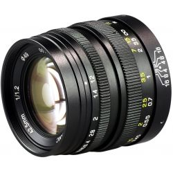 Obiettivo Zhongyi Mitakon 42.5mm f/1.2 per fotocamere Micro Quattro Terzi