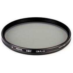 Filtro polarizzatore Hoya HRT CP + UV 49mm
