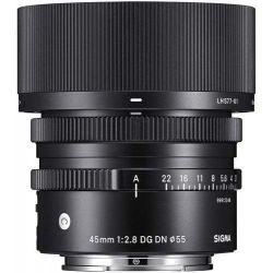 Obiettivo Sigma 45mm F2.8 DG DN Contemporary per Panasonic Leica Sigma L-Mount