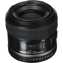 Obiettivo Pentax Macro D FA 50mm f/2.8
