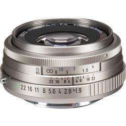 Obiettivo Pentax FA 43mm f/1.9 Limited Argento