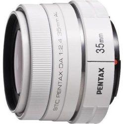 Obiettivo Pentax 35mm DA L f/2.4 AL Bianco