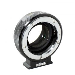 Adattatore Metabones MB_SPNFG-E-BM2 Speed Booster ULTRA per Obiettivo Nikon G e fotocamera Sony E