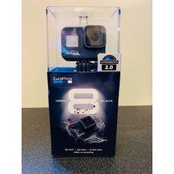 Action Cam GoPro HERO8 Black Holiday Pack Bundle