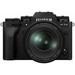 Fotocamera Mirrorless Fujifilm X-T4 kit 16-80mm F4 R OIS WR Nero