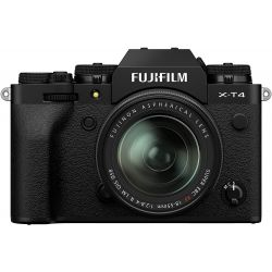Fotocamera Mirrorless Fujifilm X-T4 kit 18-55mm F2.8-4 R LM OIS Nero