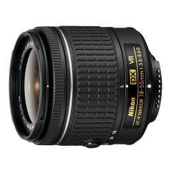 Obiettivo Nikon AF-P DX NIKKOR 18-55mm f/3.5-5.6G VR *PRONTA CONSEGNA*