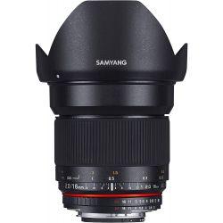 Obiettivo Samyang 16mm f/2.0 ED AS UMC CS compatibile Canon EOS M
