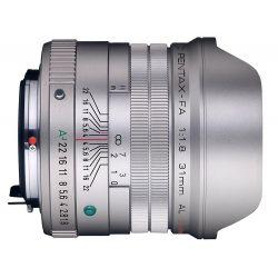 Obiettivo Pentax SMC FA 31mm f/1.8 AL Limited silver