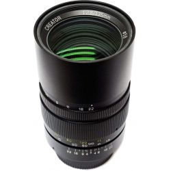 Obiettivo Zhongyi Mitakon CREATOR 135mm f/2.8 II per Nikon F