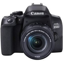 Fotocamera Canon EOS 850D Kit 18-55 IS STM