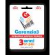 GARANZIA3 - Estensione di garanzia 3 anni in più con massimale di copertura a 500 euro