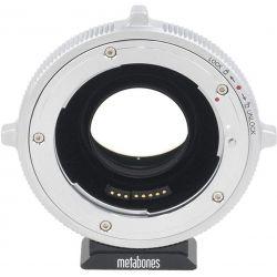 Adattatore Metabones MB_SPEF-E-BT3 Speed Booster ULTRA 0.71x Compatibile Sony E con innesto Canon EF