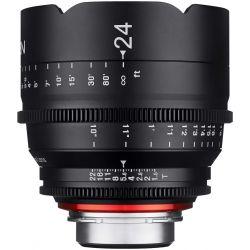 Obiettivo Samyang Xeen 24mm Cine T1.5 Compatibile Micro Quattro Terzi