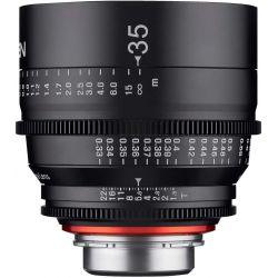 Obiettivo Samyang Xeen 35mm Cine T1.5 compatibile Micro Quattro Terzi