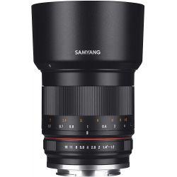 Obiettivo Samyang 50mm f/1.2 AS UMC CS Compatibile Canon EOS M