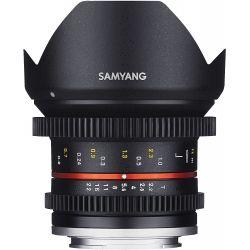 Obiettivo Grandangolare Samyang 12mm Cine T2.2 NCS CS Compatibile Canon EOS M