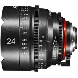 Obiettivo Samyang XEEN 24mm Cine T1.5 Compatibile Nikon AE