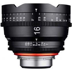 Obiettivo Samyang XEEN 16mm Cine T2.6 Compatibile Canon EF