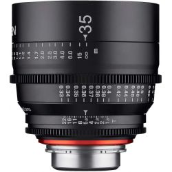 Obiettivo Samyang Xeen 35mm Cine T1.5 Compatibile Canon EF