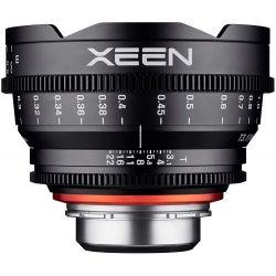 Obiettivo Samyang Xeen 14mm Cine T3.1 Compatibile Canon