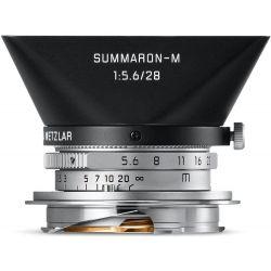 Obiettivo Leica Summaron-M 28mm f/5.6 Silver (11695)